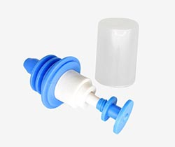 0.8ml hand sanitizer gel soap pump (rAYT-S08)